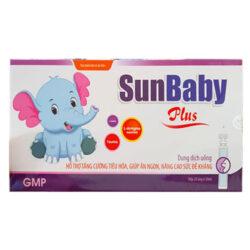 Sunbaby Plus