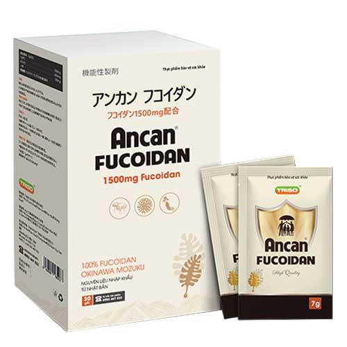 Ancan Fucoidan