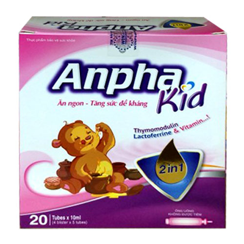 Alpha Kid