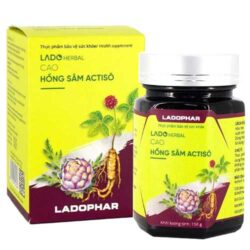 Cao Hồng Sâm Actiso