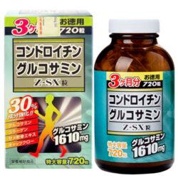 Chondroitin glucosamine Z-SX