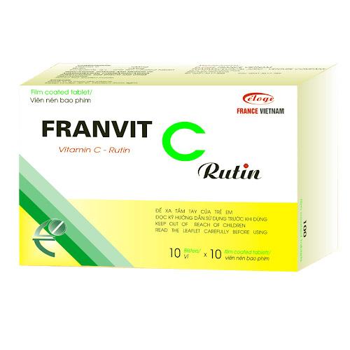 Franvit C Rutin