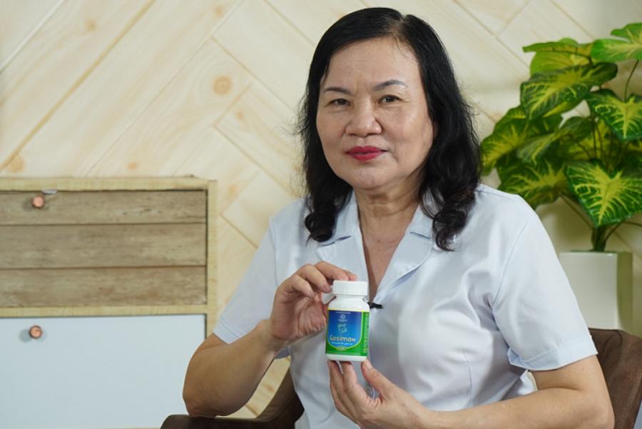 Theo bác sĩ Trần Thị Thanh Nho, chuyên khoa II Da liễu, việc sử dụng Gasimax sau một tháng giảm 3 - 4kg là mức giảm cân an toàn được các nhà khoa học khuyến cáo.