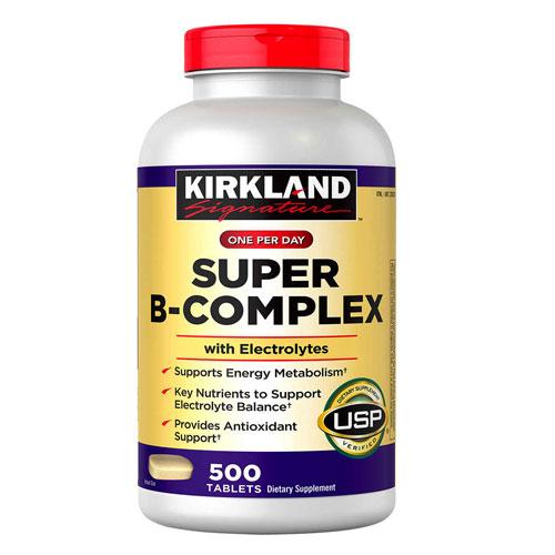 Kirkland Signature Super B-Complex
