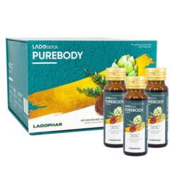 Ladodetox Purebody Nước Uống Thanh Lọc Cơ Thể Ladophar