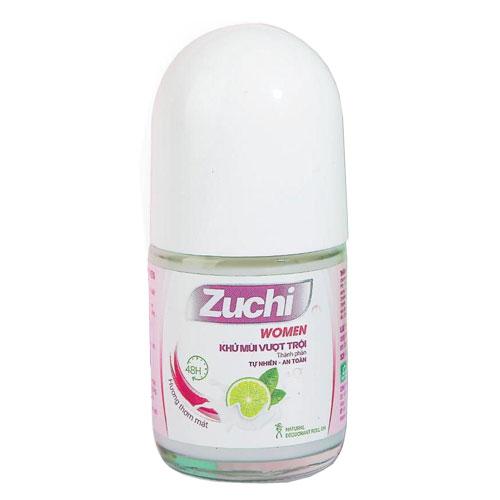 Lăn khử mùi Zuchi Women