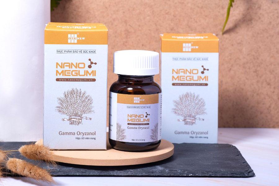 Nano Megumi, hỗ trợ giảm nguy cơ biến chứng tim mạch cho đái tháo đường