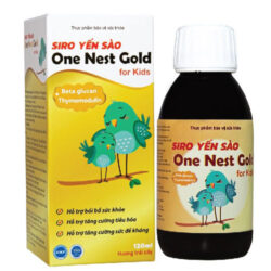 Siro Yến Sào One Nest Gold