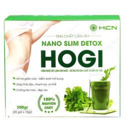Tinh chất cần tây Nano Slim Detox HOGI
