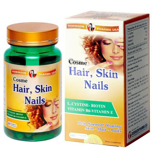 Cosme Hair, Skin Nails