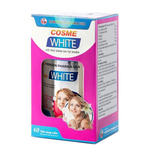 Cosme White