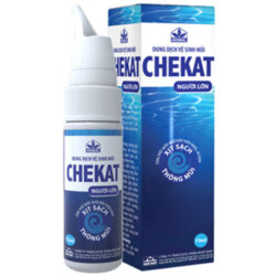 Dung dịch vệ sinh mũi Chekat