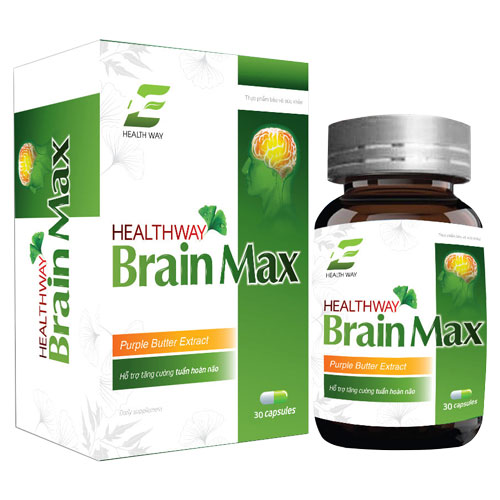Healthway Brain Max