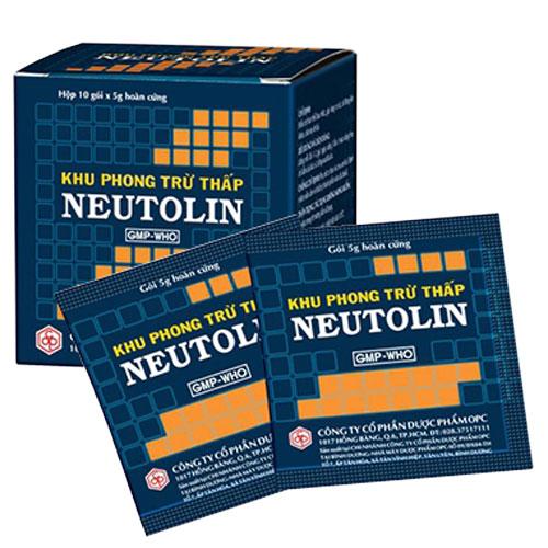 Khu phong trừ thấp Neutolin