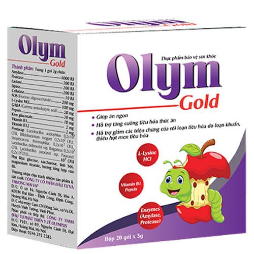 Olym Gold
