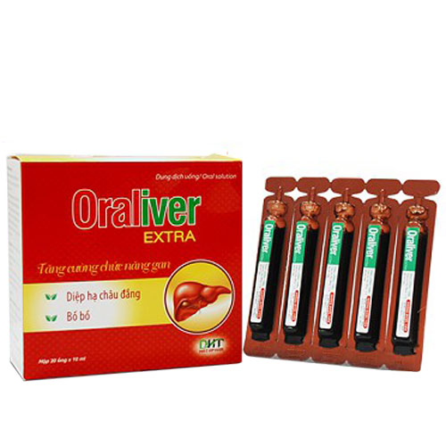 Oraliver Extra