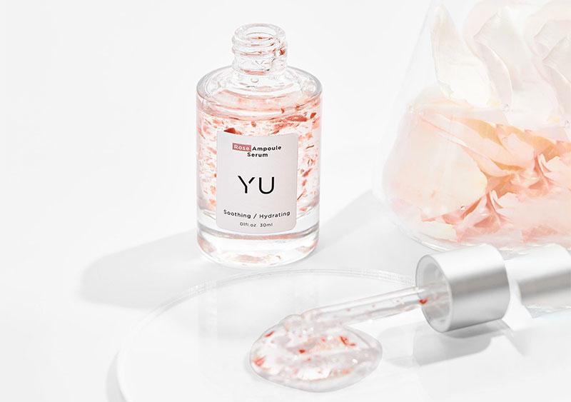 Rose Ampoule Serum, giúp làn da mềm mại, phục hồi những tổn thương da