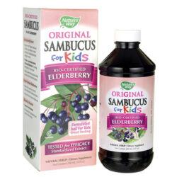 Sambucus For Kids