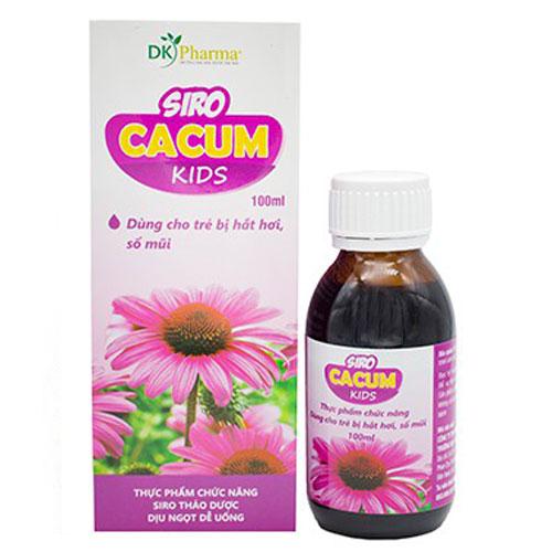 Siro Cacum Kids
