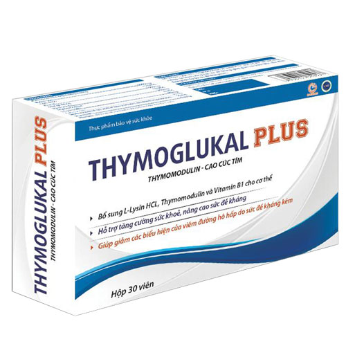 Thymoglukal Plus