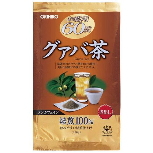 Trà ổi hỗ trợ giảm cân Orihiro