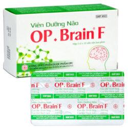Viên Dưỡng Não OP.Brain® F