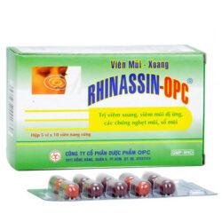 Viên mũi - Xoang RHINASSIN - OPC