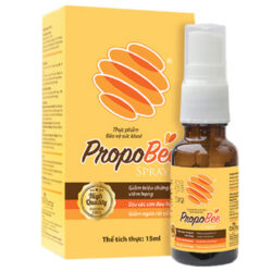 Xịt giảm ho PropoBee Spray