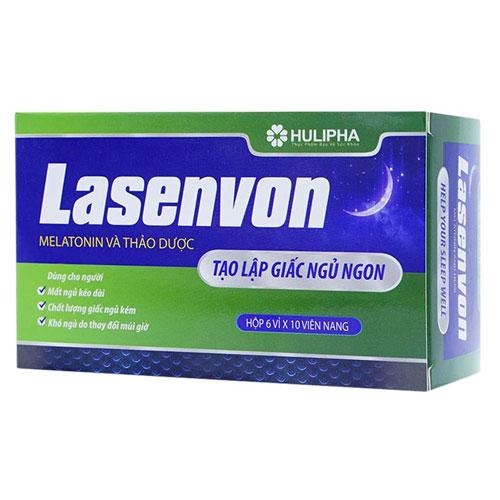 Hộp Lasenvon 6 vỉ x 10 viên