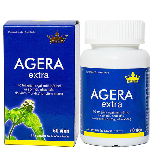 ager extra kingphar