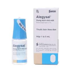 Dung dịch nhỏ mắt Alegysal