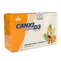 Canxi Vitamin D3 Kingphar
