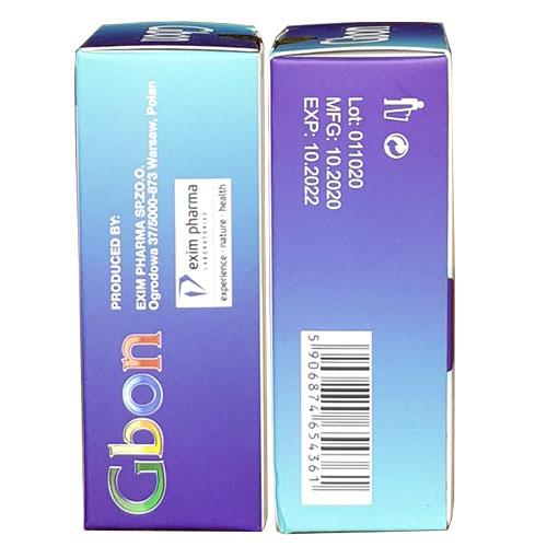 Gbon Vitamin D3 + K2