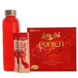 Lựu đỏ Punica