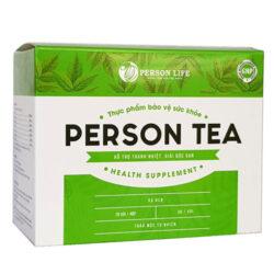 Person Tea