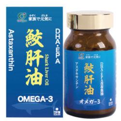 Shark Liver Oil Omega-3