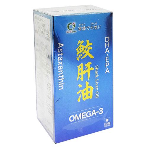 Dầu gan cá mập Omega-3
