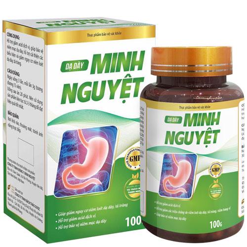 Dạ dày Minh Nguyệt