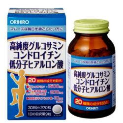 Glucosamine Chondroitin Hyaruloric Acid