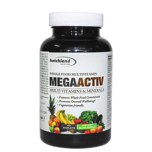 MegaActiv Whole Food Multivitamin