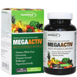 MegaActiv Whole Food Multivitamin