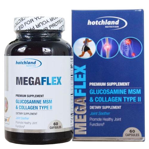 Megaflex Glucosamine, MSM & Collagen Type II, Joint Soother