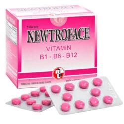Newtroface Vitamin B1-B6-B12