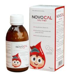 Novocal Baby Drops