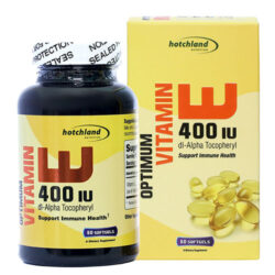 Optimum Vitamin E 400 IU