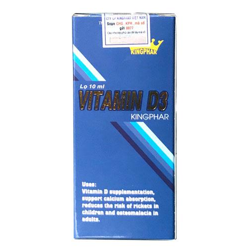Vitamin D3 Kingphar