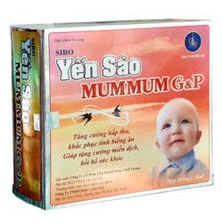 Yến sào Mum mum G&P