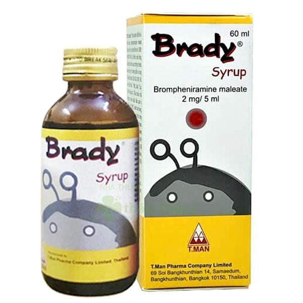 Brady Syrup