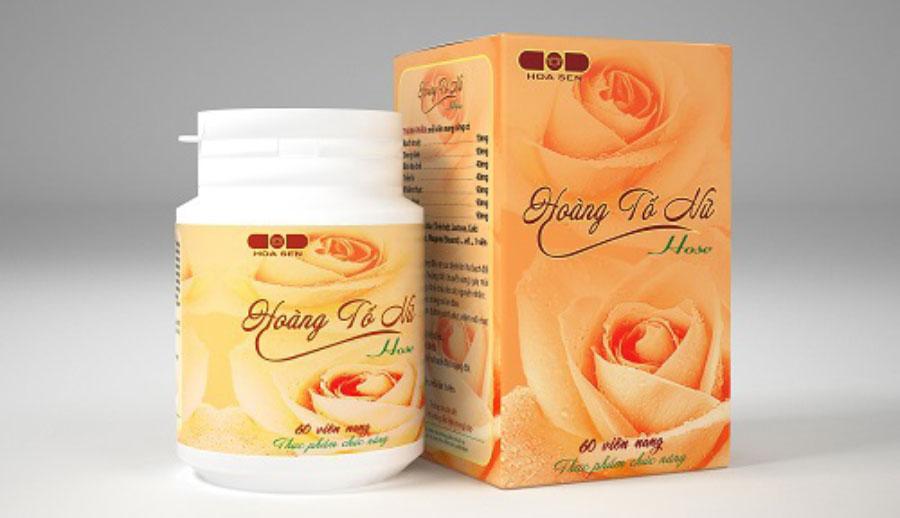Hình ảnh sản phẩm Hoàng Tố Nữ đang bán trên thị trường