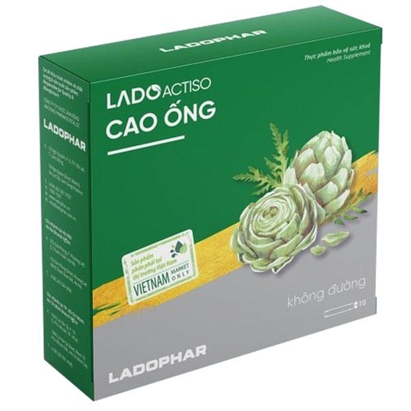 Ladoactiso Cao Ống (Không đường)